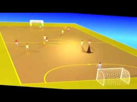 Teknik Dasar Futsal  Strategi Menyerang Jitu