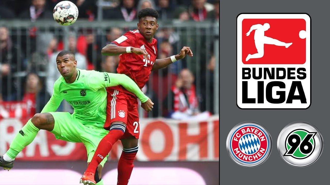 Bayern Vs Hannover