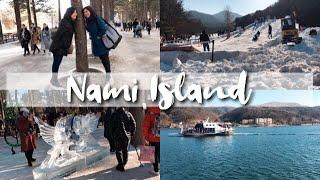 KOREA TRAVEL VIDEO // NAMI ISLAND (part 4)