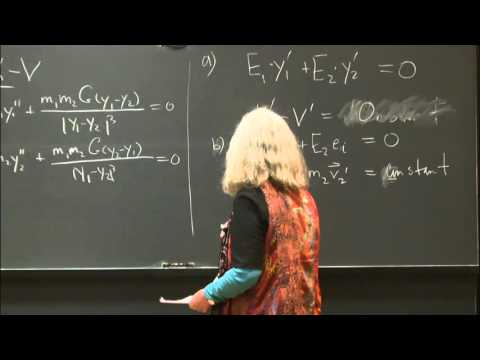 Symmetry and conservation laws: Noether's contribution to physics - Uhlenbeck