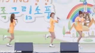 Orange Caramel - Shanghai Romance (Dance Ver.) (Fancam)