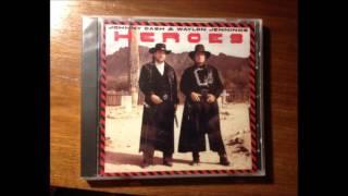 04. Field Of Diamonds - Johnny Cash & Waylon Jennings - Heroes