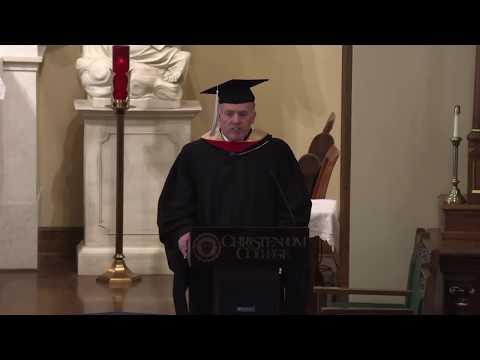 2019 Graduate School Commencement Address