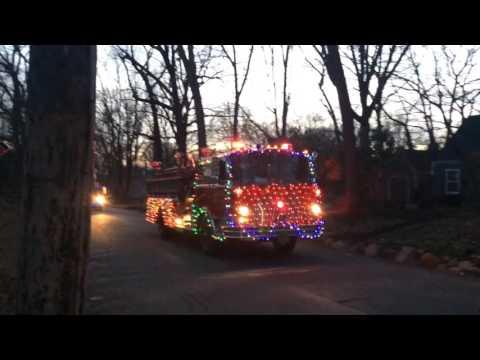 Christmas in Roseland NJ
