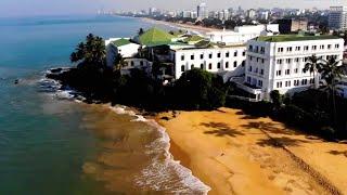 Шри-Ланка. Маунт Лавиния / Роман в камне. Архитектурные шедевры мира