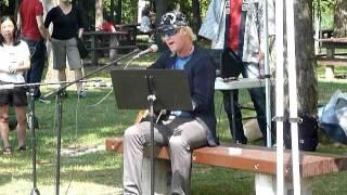 2011年8月11日、オタワのある公園で行われたジャパニーズ・サマーフェス...