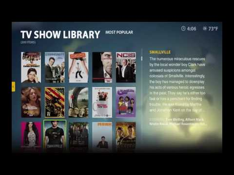 My Favorite Media Center App For Mac. Windows, Linux and Apple Tv