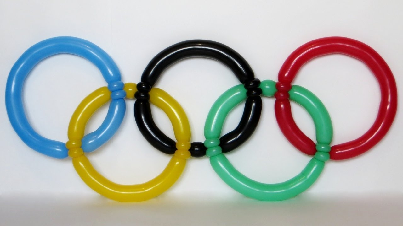 Where To Get Olympic Rings