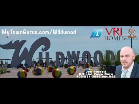 MyTownGurus.com's Guide to Wildwood, NJ