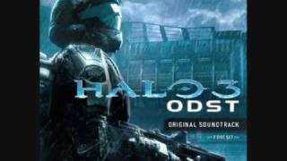 Halo 3 ODST OST Disk 2 Track 1 Bits and Pieces