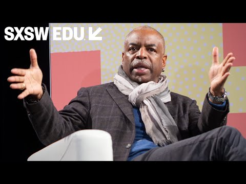 LeVar Burton and Alicia Levi on the Gift of Literacy