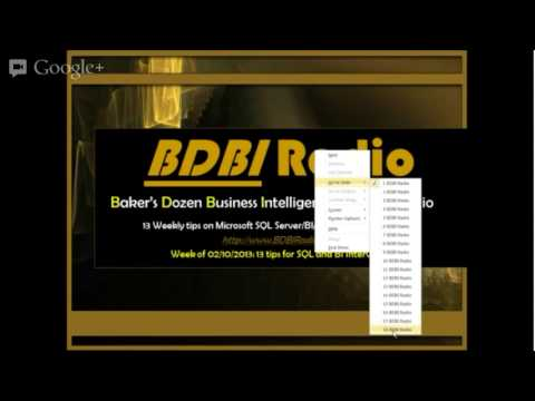 BDBI Radio - Week of 02/10/2013