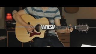 5 seconds of summer amnesia 5sos acoustic cover