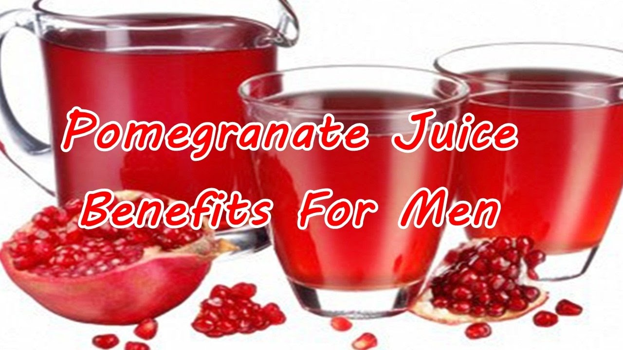 Pomegranate juice - a delicious healing drink 75