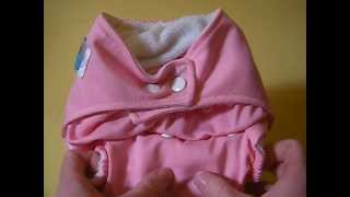 Babyland Cloth Diaper Review (Ebay Diaper)