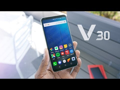 Download Youtube: LG V30: Top 5 Features!