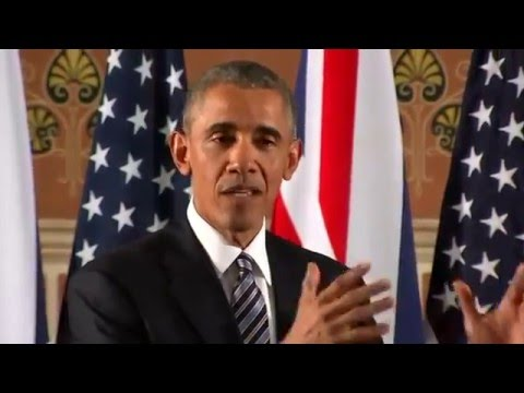 Obama: EU magnifies British influence