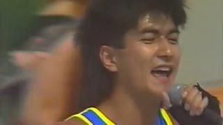 清水宏次朗さん80年代のライブです.