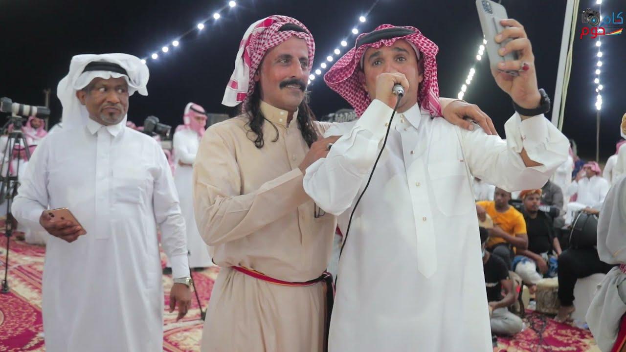حده لنا يا علي - غناء احمد الناشري | زواج الشاب حسن ال عباس وأخيه حسين