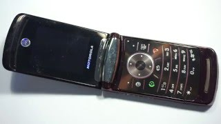 мобильный телефон Motorola RAZR2 V9 ремонт