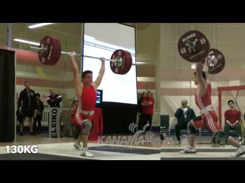 Nikolay Varbanov 2016 Ontario Championships
