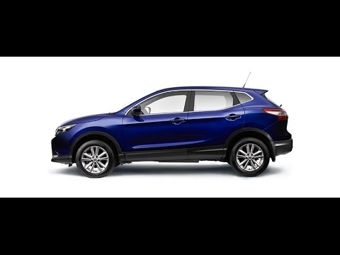 Nissan Qashqai SUV Upcoming Car Price in India in 2015-2016 - YouTube