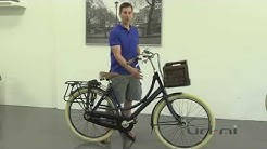 Urkai European Bikes: The general features of Dutch bicycles.