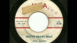 Jessie Fortune - Heavy Heart Beat (USA)