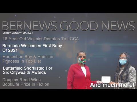 "Bernews ""Good News"" Sunday Spotlight, January 10, 2021"