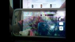 Зеркальная пленка на Nokia 5228(, 2012-02-29T18:08:04.000Z)