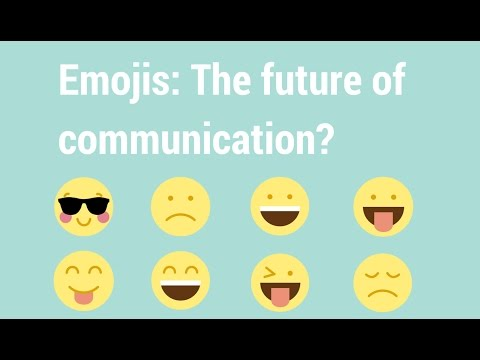 Linguistics Research: Are emojis the future of communication?