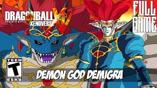 DEMIGRA STORY MODE - DBXV MOD [PC - HD]