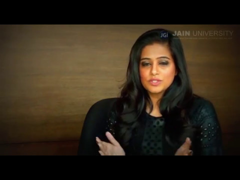 Exclusive Interview with Priyamani (Indian Actor) at Jain University