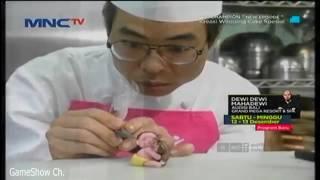 TV Champion jepang Spesial Wedding Cake