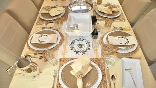 Mother's Day Tablescape Tips and Ideas | No Reservations Needed Entertaining in and Around Your Home streaming