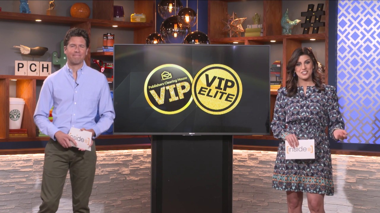 Inside PCH: Episode #34: VIP Winner Announcement by Publishers Clearing  House
