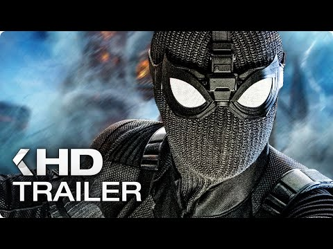 SPIDER-MAN: Far From Home - 7 Minutes Trailers (2019) - YouTube