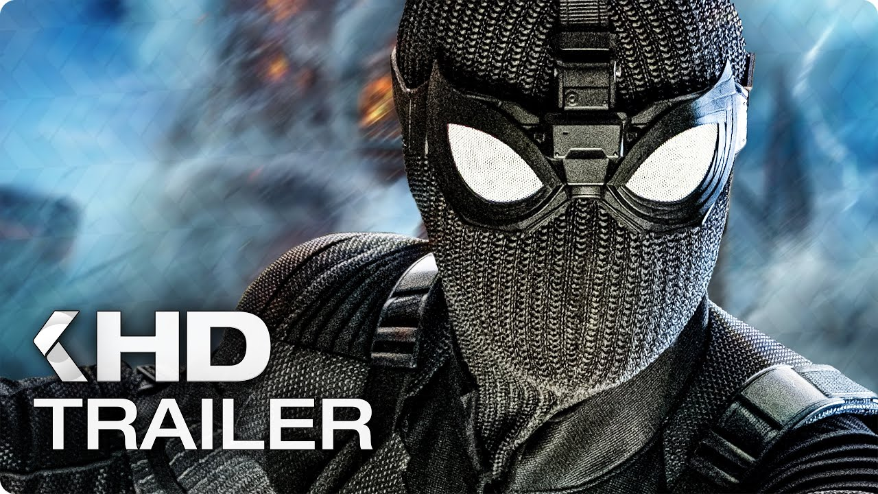 Spider Man Far From Home 7 Minutes Trailers 2019