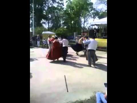 Los Islenos 2012 Fiesta