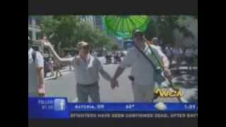 NorthWest Cable News story on the Seattle Gay Pride Parade, June 30th, 2013