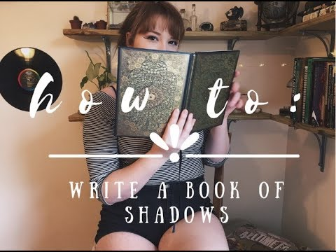 HOW TO WRITE A BOOK OF SHADOWS + PAGAN PRIDE HAUL *:・゚✧*:・゚✧