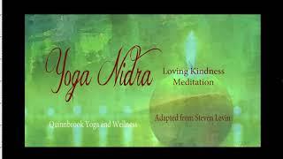Yoga Nidra Loving Kindness Meditation
