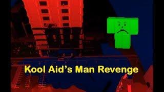 Roblox Exploiting - Kool Aid Man visits Nova Hotels