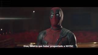 Céline Dion confunde a Deadpool con Spider-Man (Subtitulado)│Sin SentyDo