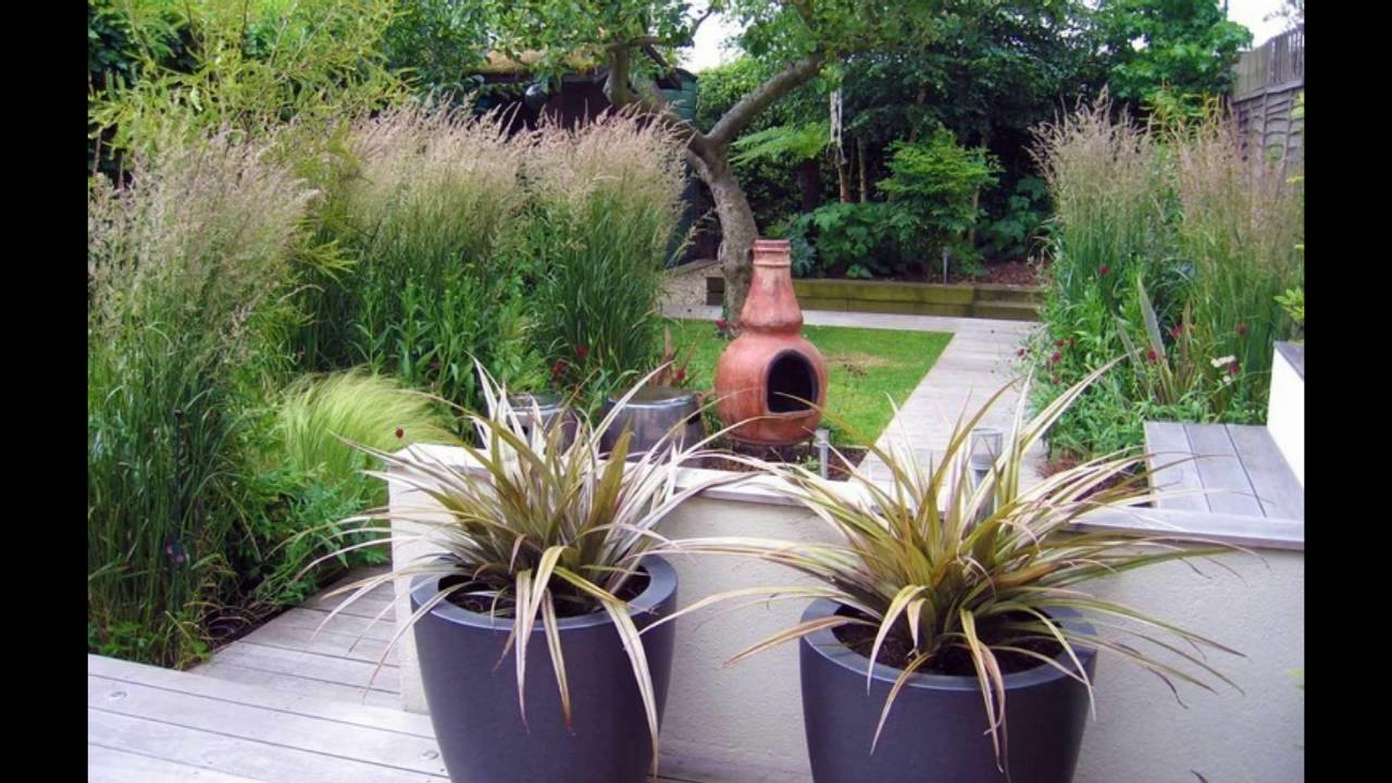 Dise o de jardines modernos ideas impactantes youtube for Decoracion jardines modernos
