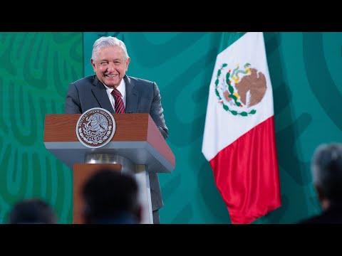 Conferencia de prensa en vivo, desde Palacio Nacional. Viernes 23 de abril 2021 | Presidente AMLO
