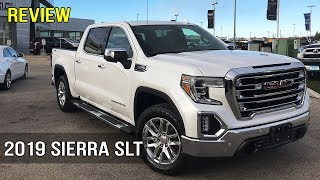 Review: 2019 GMC Sierra SLT 5.3L Crew Cab