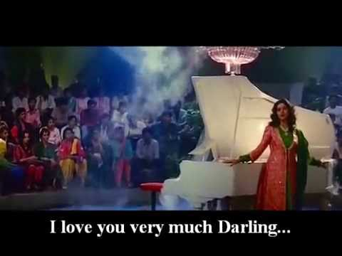 'Bahut Pyar Karte Hain' [Female]- (Movie: SAAJAN-1991) English Subtitles