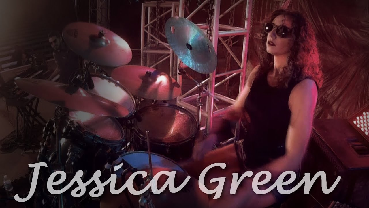 jessica green youtube