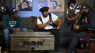 Chairman Fred Hampton Jr. In The Trap! with DC Young Fly & Karlous Miller
